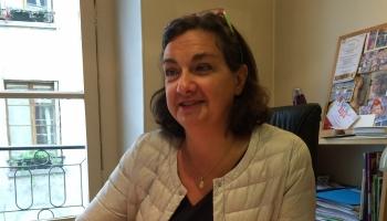 Bienvenue à Valérie Ter Schiphorst, qui a rejoint l'équipe du Secrétariat général depuis le 02 novembre.