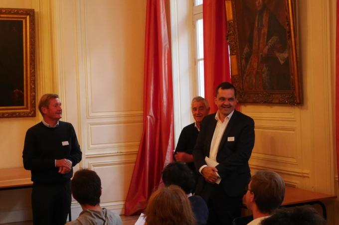 Les vœux de Remi Toussain, nouveau Président de la Facel