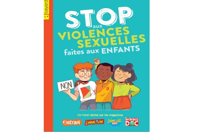 """Livret de prévention : """"Stop aux violences sexuelles faites aux enfants"""" Bayard"""