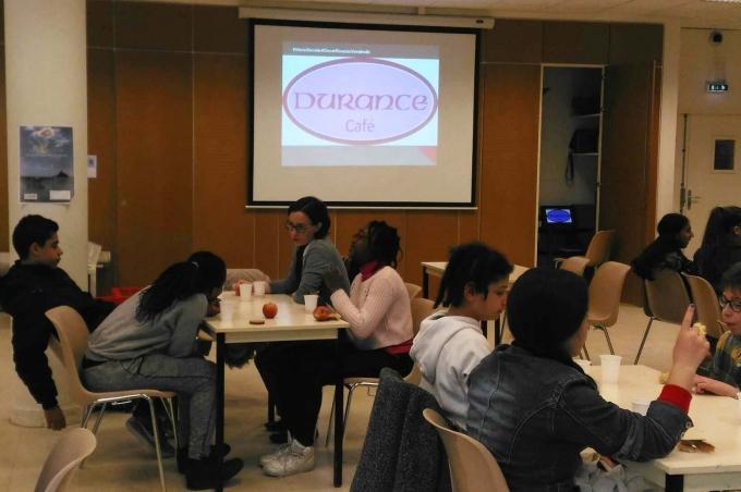 La parole aux fondateurs de «Durance-Café» : Priscilla Laguerre et Père Bruno Guespereau