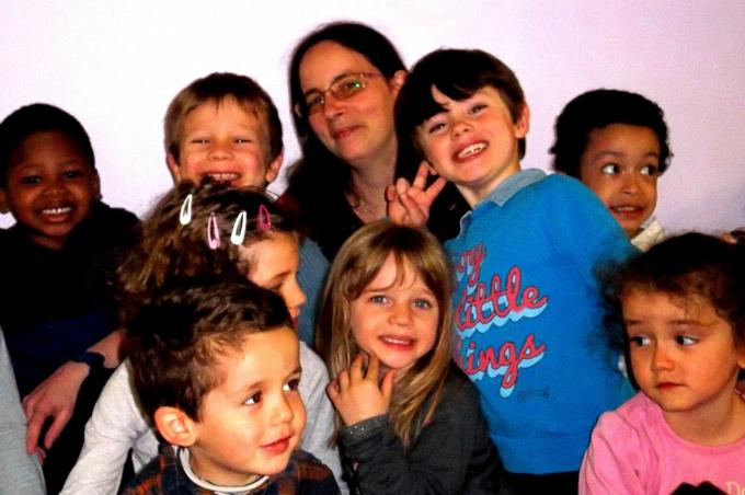 La parole à Laurence Beaux, directrice de l'accueil de loisirs de maternelles des «4H» (Paris 12e)