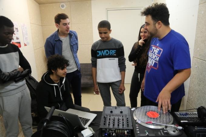 Un lieu d'accueil pour les jeunes : La proposition du Cepije Ozanam
