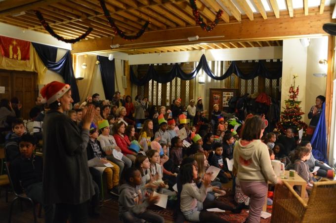 Le Pôle Jeunes de la paroisse Saint Laurent (10ème arr.)