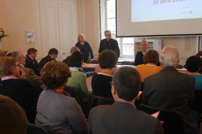 Compte rendu de l'intervention de Roselyne Van Eecke sur la laïcité