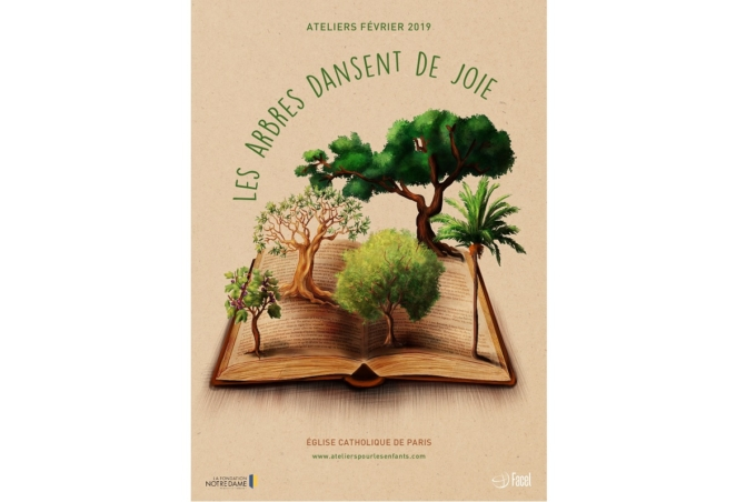 Les Ateliers de Février : « Les arbres dans la Bible »