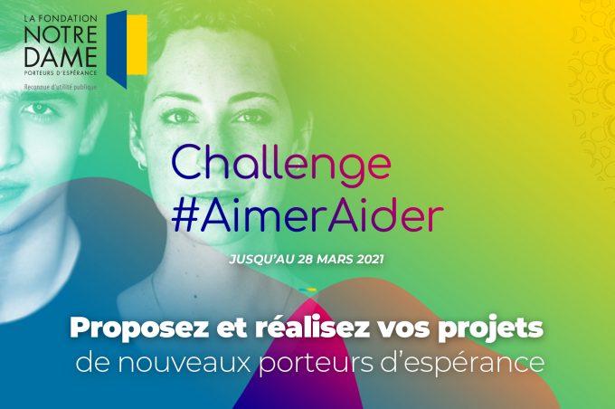 Challenge #AimerAider