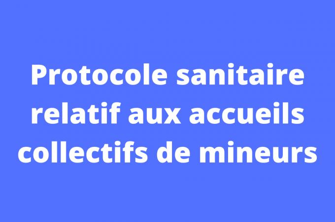 Mise à jour du protocole sanitaire (12 février 2021)