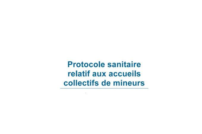 Mise à jour du protocole sanitaire (03 mai 2021)