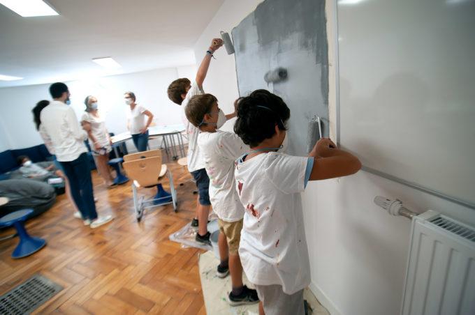 Découvrir la nouvelle Maison des jeunes de Saint Vincent de Paul